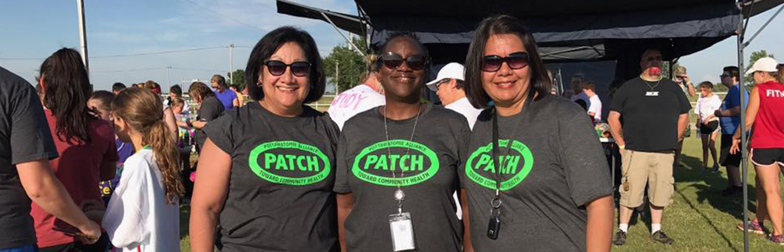 PATCH members